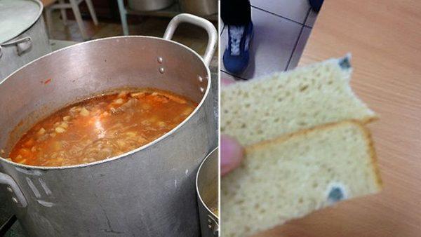 Школьники в Нижнем Тагиле жалуются, что их кормят объедками
