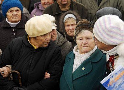 Внедрение карты «Мир» грозит новыми поборами для пенсионеров