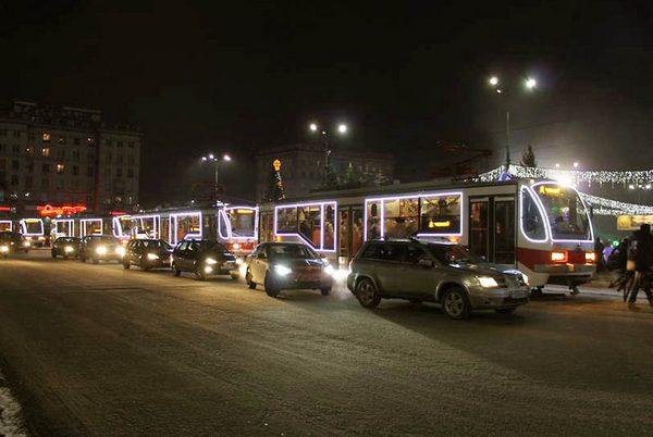 новый тагильский трамвай