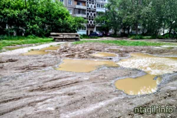 ГГМ, Уральский проспект 58, лето-2017