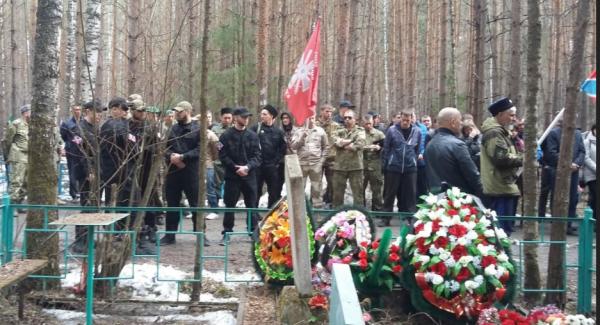 """умер Андрей Захаров, боец с позывным """"Дюс"""""""