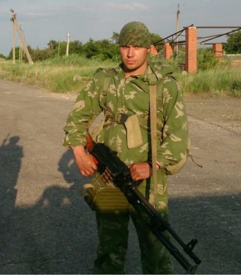 похороны Захарова Андрея Юрьевича